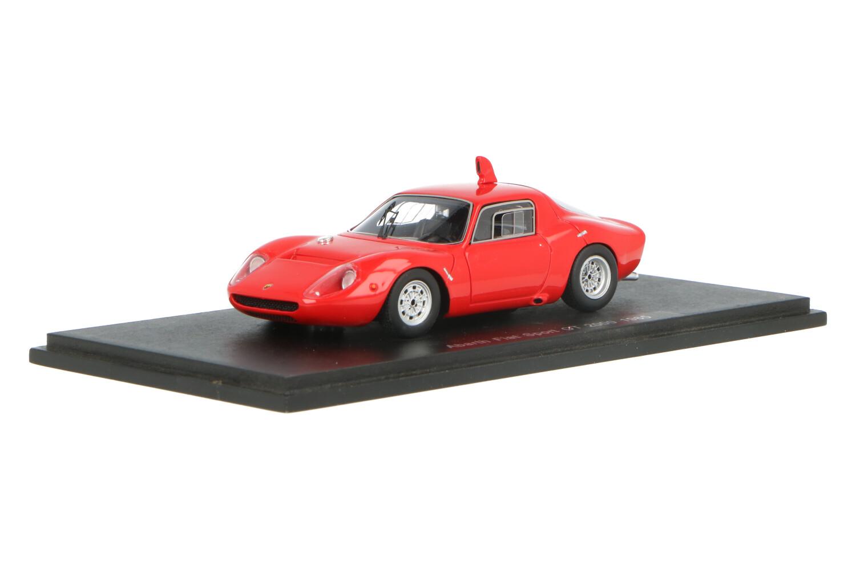 Fiat Abarth Sport OT 2000 - Modelauto schaal 1:43