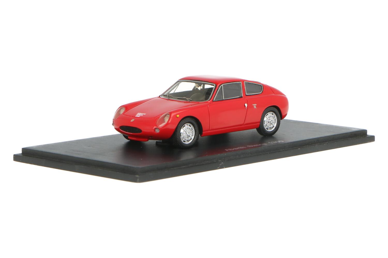 Abarth Simca 1300 - Modelauto schaal 1:43