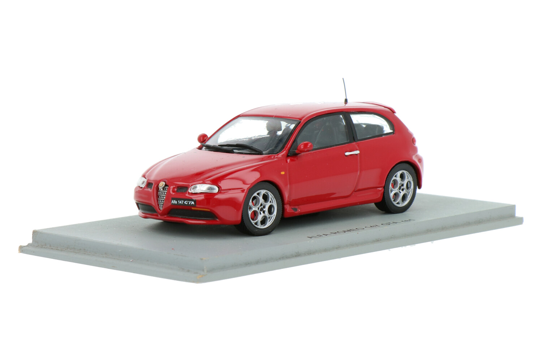 Alfa Romeo 147 GTA  - Modelauto schaal 1:43