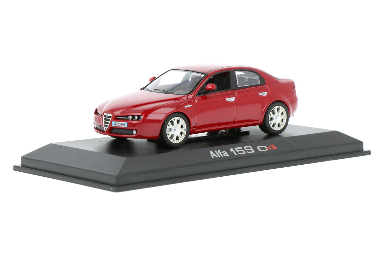 Alfa Romeo 159 Q4 - Modelauto schaal 1:43