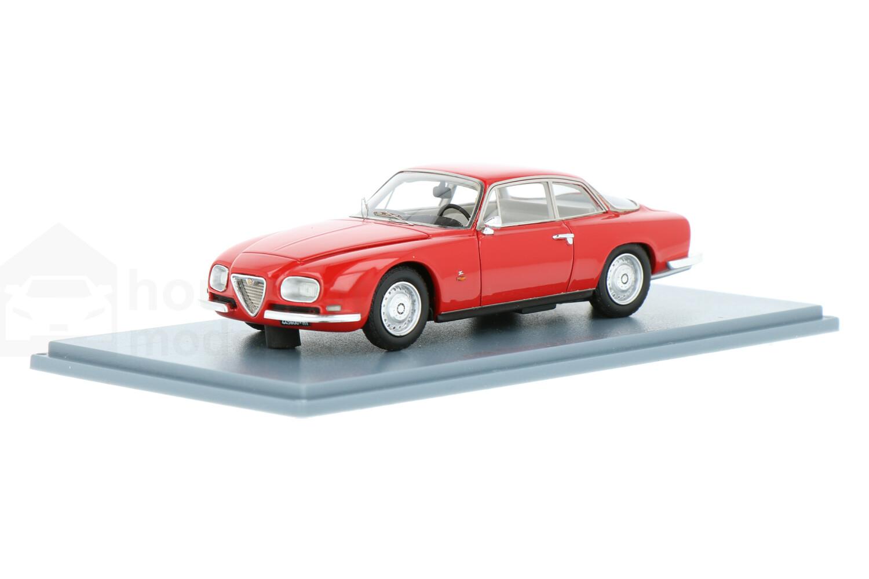 Alfa Romeo 2600 SZ - Modelauto schaal 1:43
