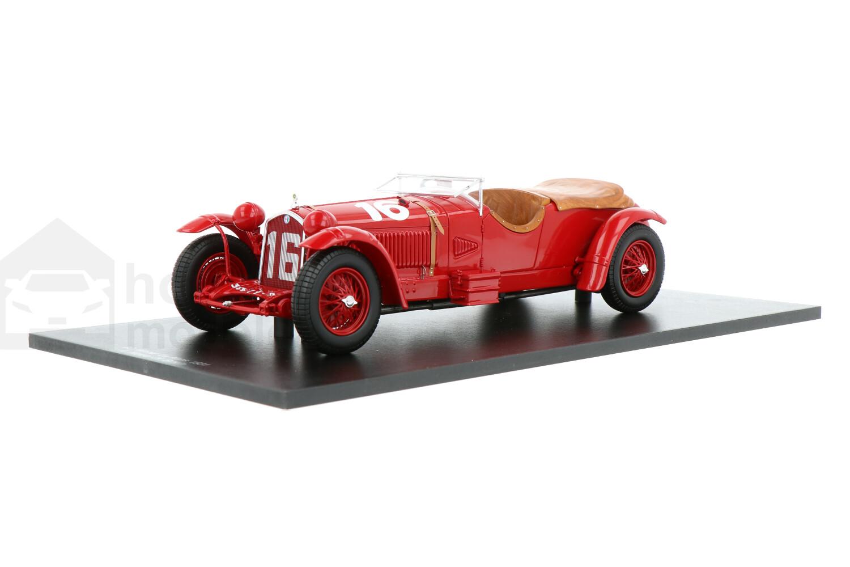 Alfa Romeo Alfa Romeo 8C-2300 LM - Modelauto schaal 1:18