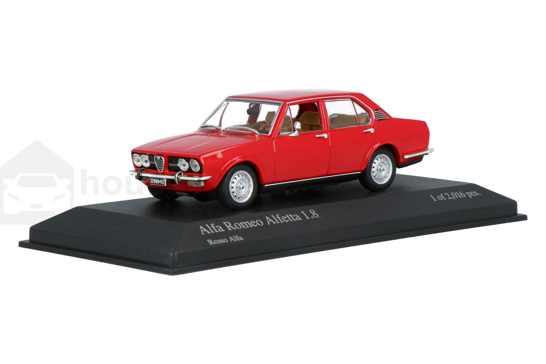 Alfa Romeo Alfetta 1.8 - Modelauto schaal 1:43