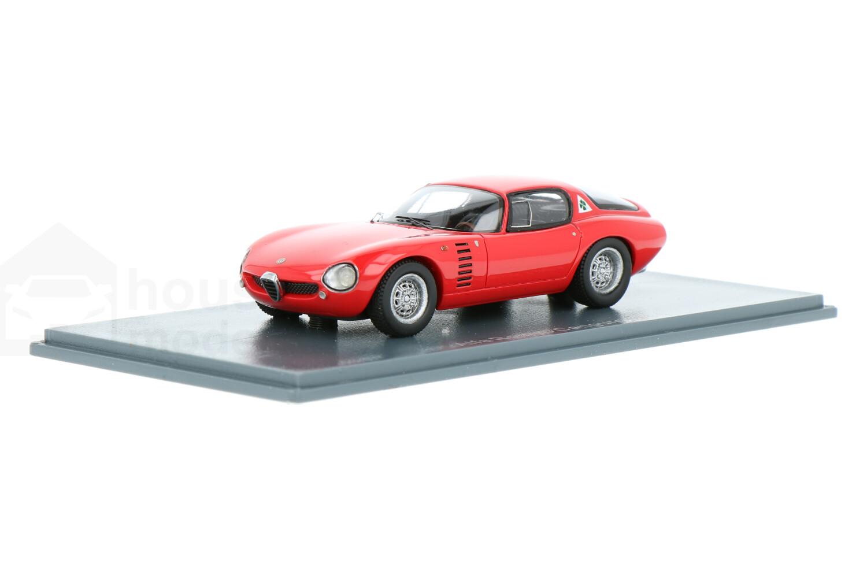 Alfa Romeo Canguro - Modelauto schaal 1:43