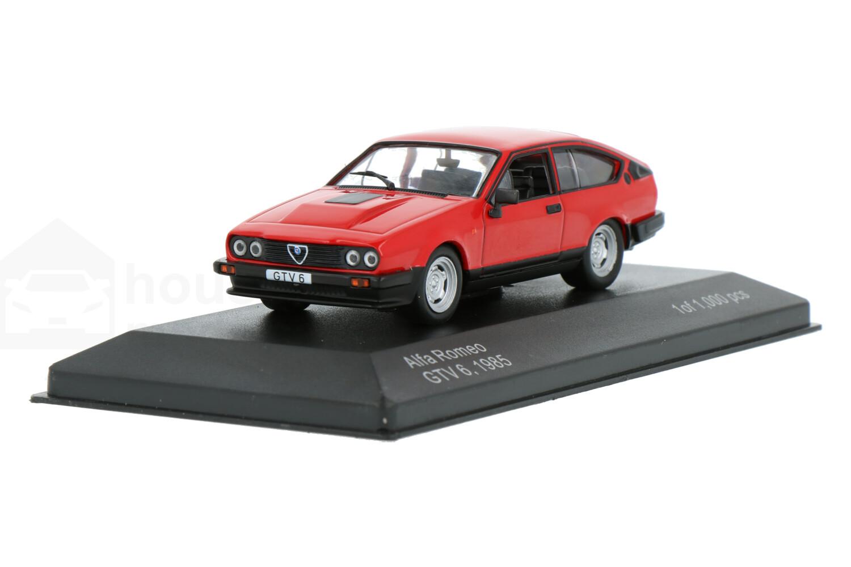 Alfa Romeo GTV 6 - Modelauto schaal 1:43