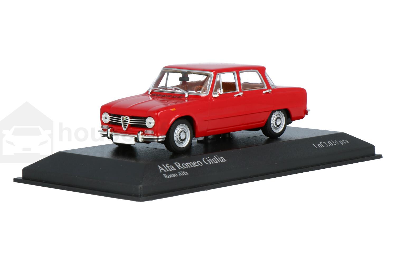 Alfa Romeo Giulia - Modelauto schaal 1:43