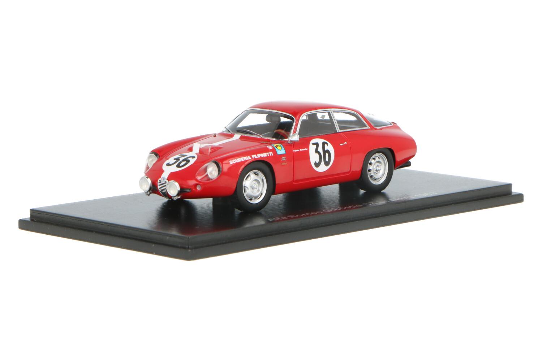 Alfa Romeo Giulietta SZ - Modelauto schaal 1:43