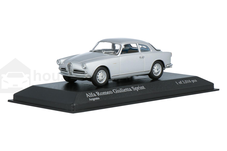 Alfa Romeo Giulietta Sprint - Modelauto schaal 1:43