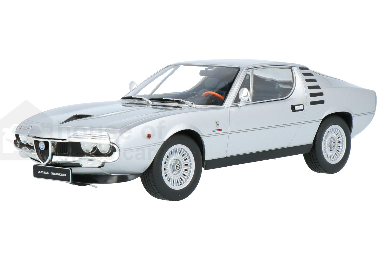Alfa Romeo Montreal - Modelauto schaal 1:18