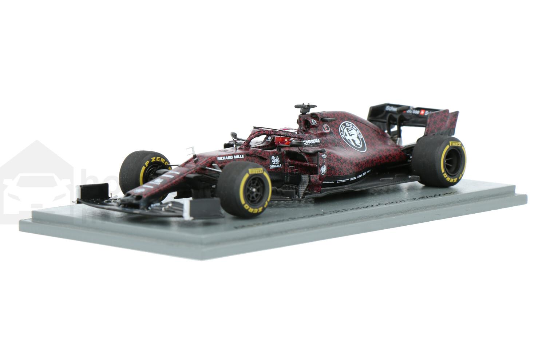 Alfa Romeo Racing C38 Ferrari - Modelauto schaal 1:43