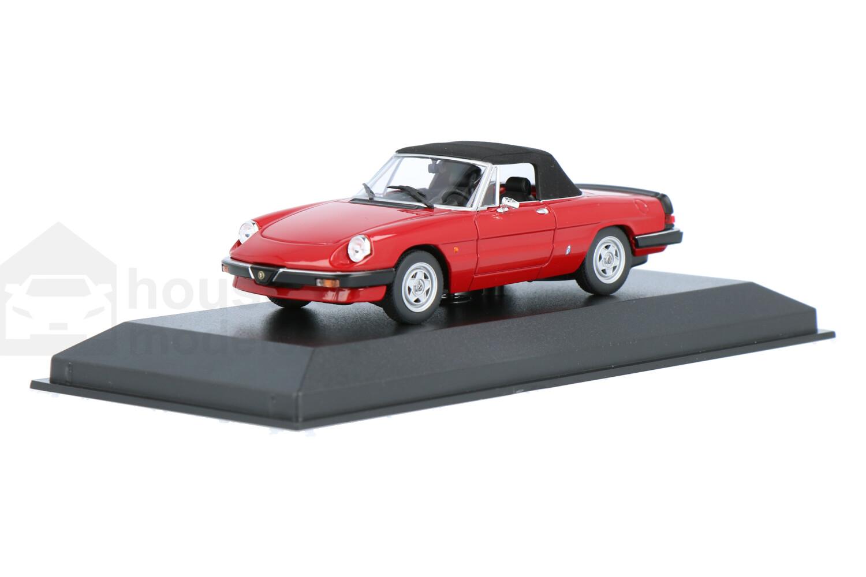 Alfa Romeo Spider - Modelauto schaal 1:43