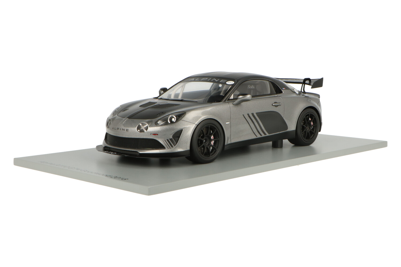 Alpine A110 GT4 - Modelauto schaal 1:18