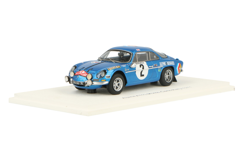 Alpine A110 Renault - Modelauto schaal 1:43