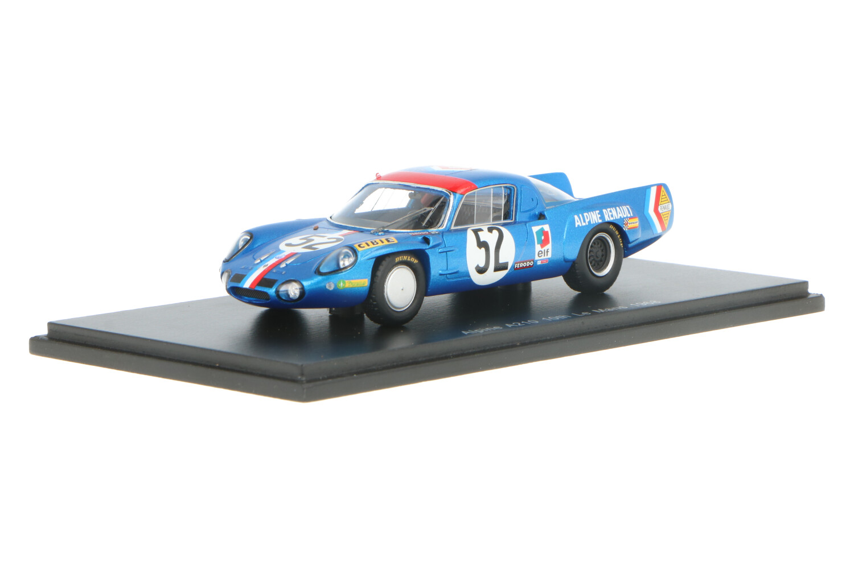 Alpine A210 - Modelauto schaal 1:43