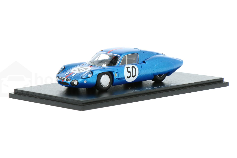 Alpine M64 - Modelauto schaal 1:43