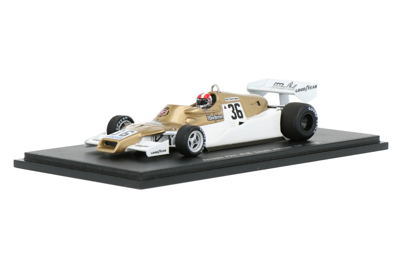 Arrows FA1 - Modelauto schaal 1:43