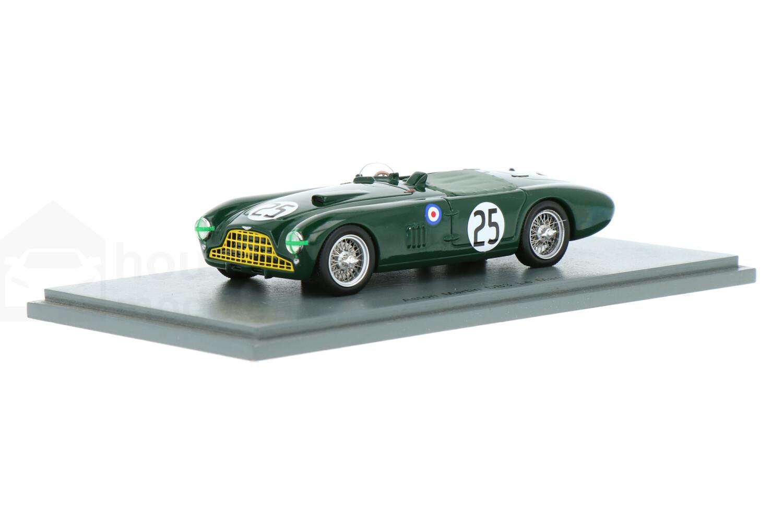 Aston Martin DB3 - Modelauto schaal 1:43