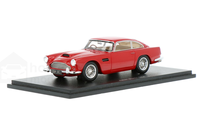 Aston Martin DB4 - Modelauto schaal 1:43