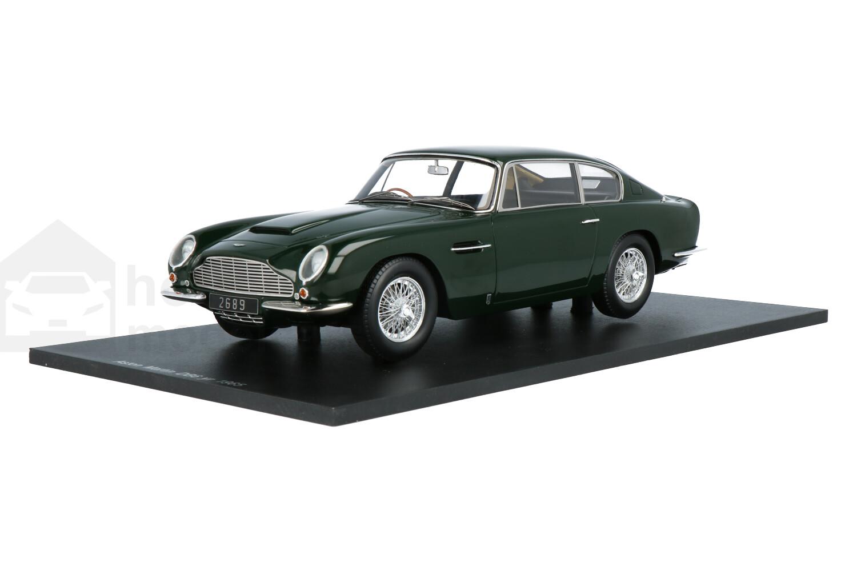 Aston Martin DB6 Coupé - Modelauto schaal 1:18