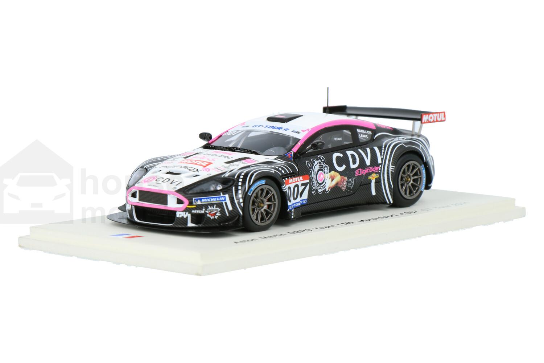 Aston Martin DBR9 - Modelauto schaal 1:43