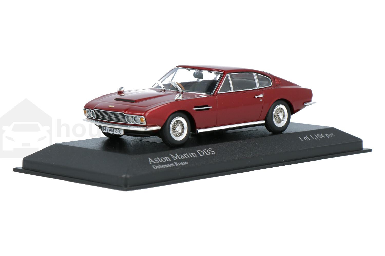 Aston Martin DBS Coupé - Modelauto schaal 1:43