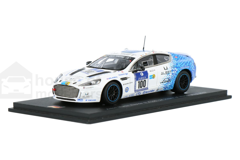 Aston Martin Rapide S - Modelauto schaal 1:43