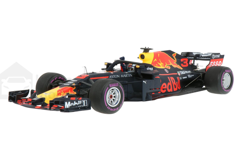 Red Bull Racing RB14 - Modelauto schaal 1:18