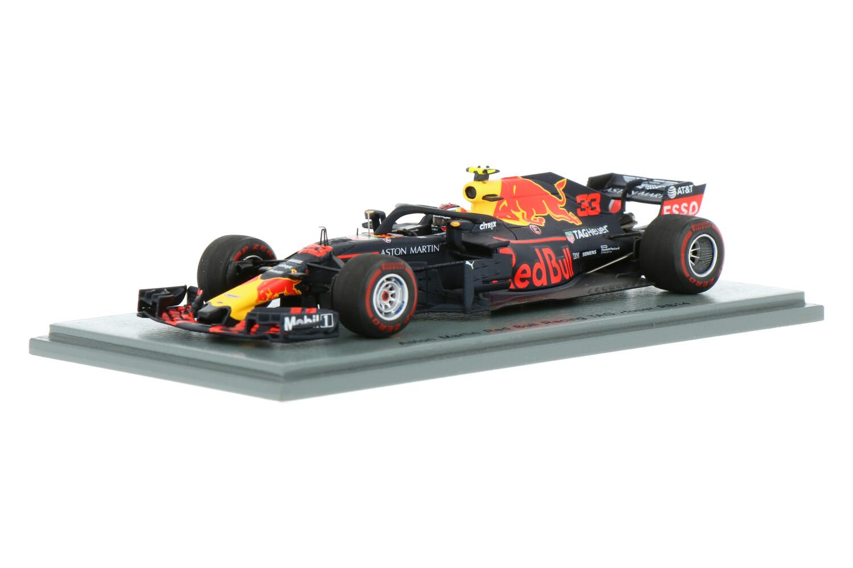 Red Bull Racing RB14 - Modelauto schaal 1:43