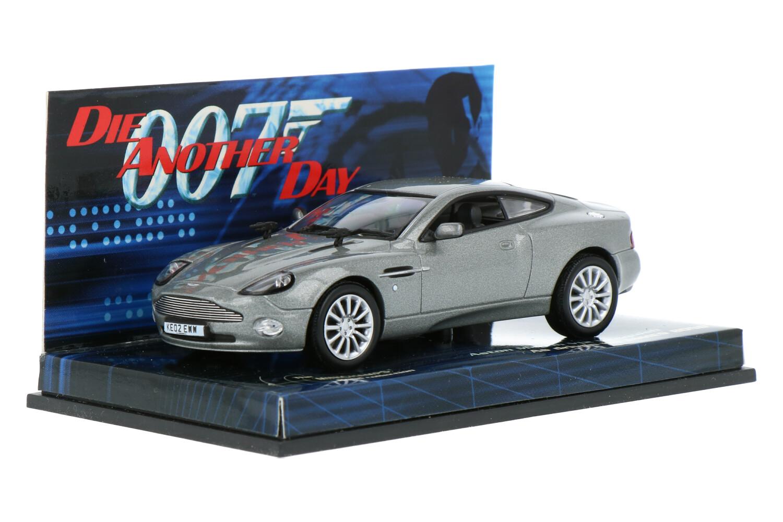 Aston Martin Vanquish V12 - Modelauto schaal 1:43