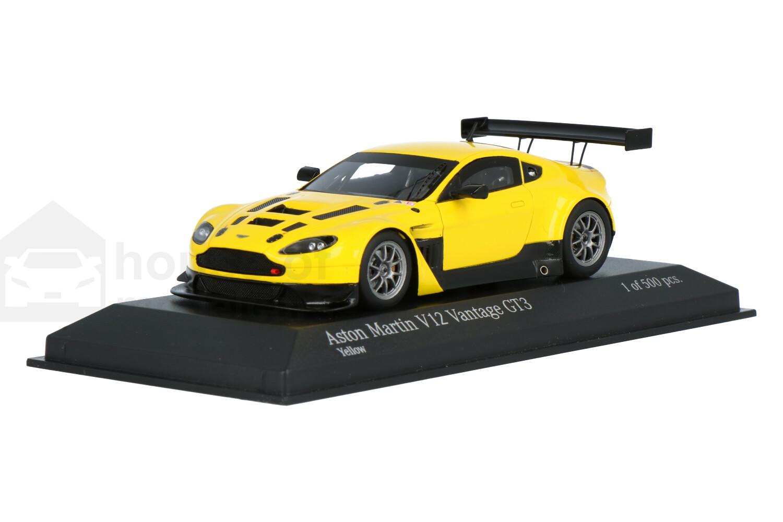 Aston Martin V12 Vantage GT3 - Modelauto schaal 1:43