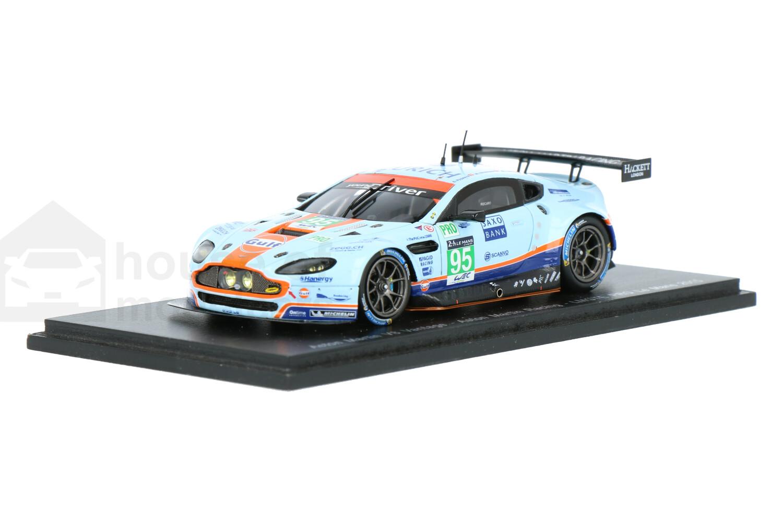 Aston Martin V8 Vantage - Modelauto schaal 1:43