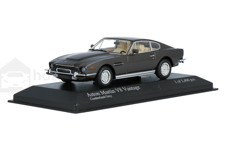 Aston Martin V8 Coupé - Modelauto schaal 1:43