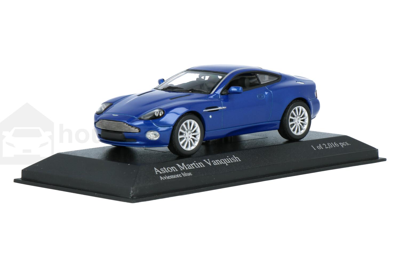 Aston Martin Vanquish - Modelauto schaal 1:43