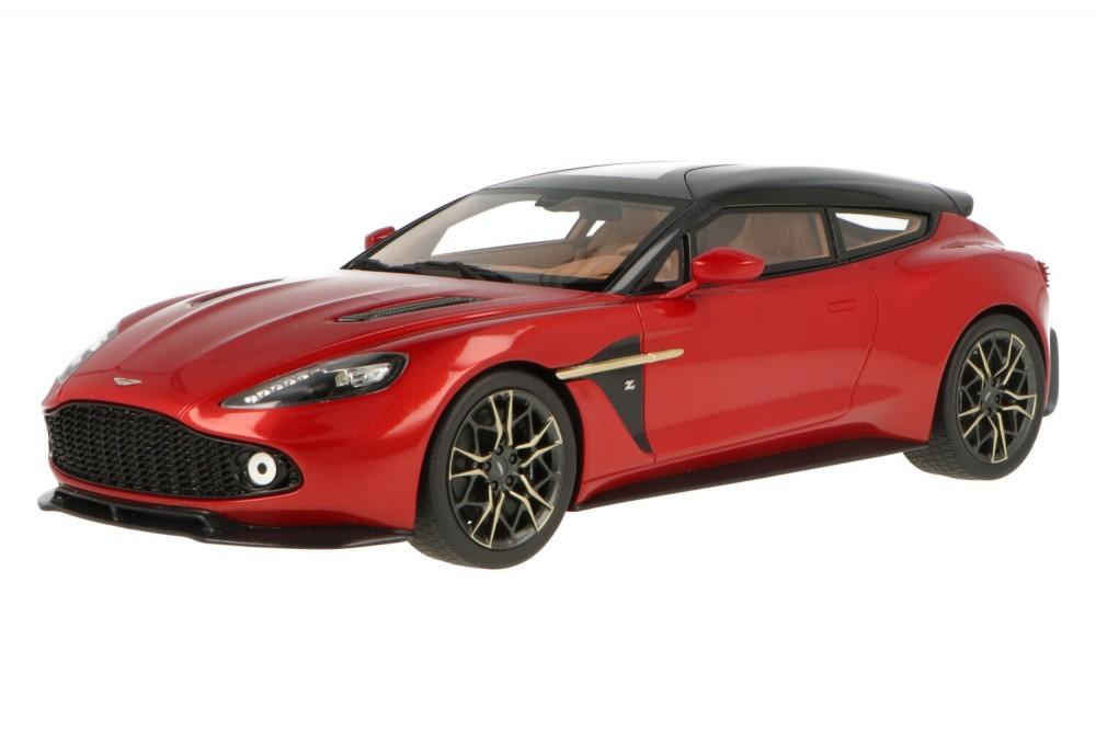 Aston Martin Vanquish Zagato Shooting Brake House Of Modelcars