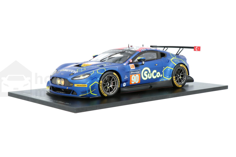 Aston Martin Vantage GTE - Modelauto schaal 1:18
