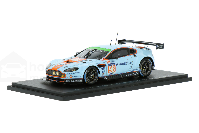 Aston Martin Vantage V8 - Modelauto schaal 1:43