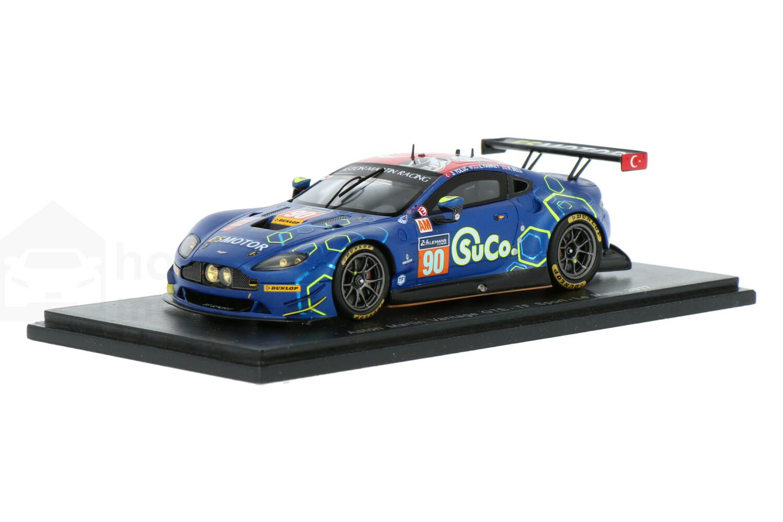 Aston Martin Vantage GTE - Modelauto schaal 1:43