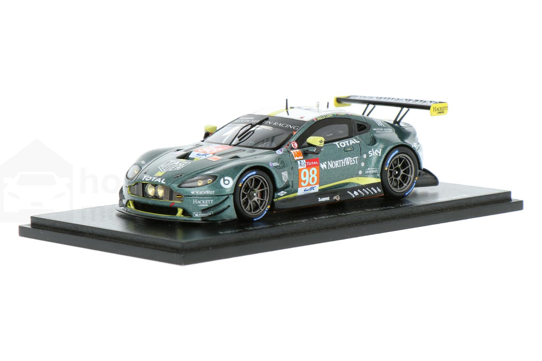 Aston Martin Vantage - Modelauto schaal 1:43