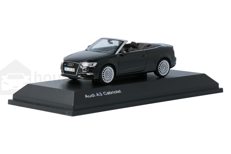 Audi A3 Cabriolet - Modelauto schaal 1:43