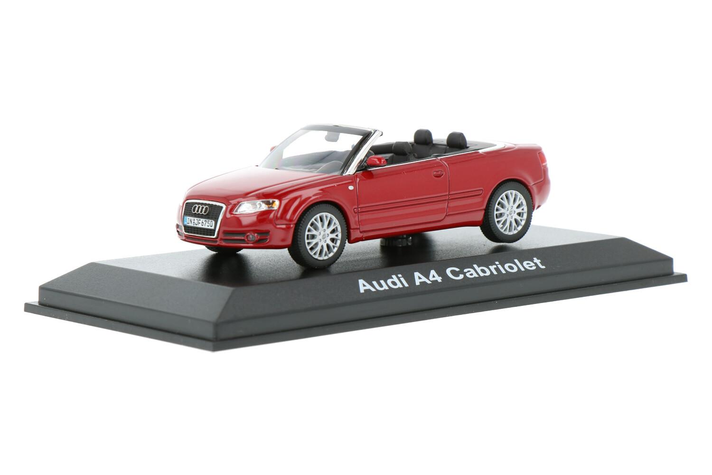 Audi A4 Cabriolet - Modelauto schaal 1:43