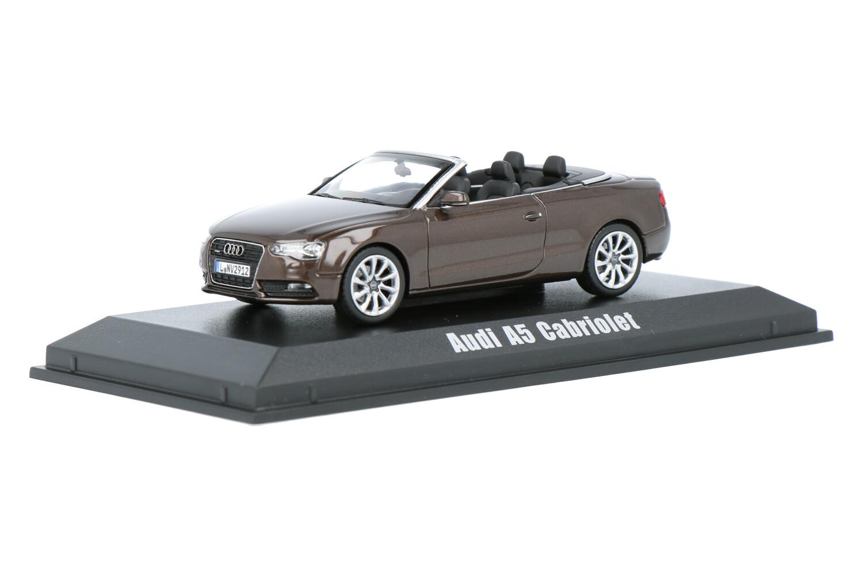 Audi A5 Cabriolet - Modelauto schaal 1:43