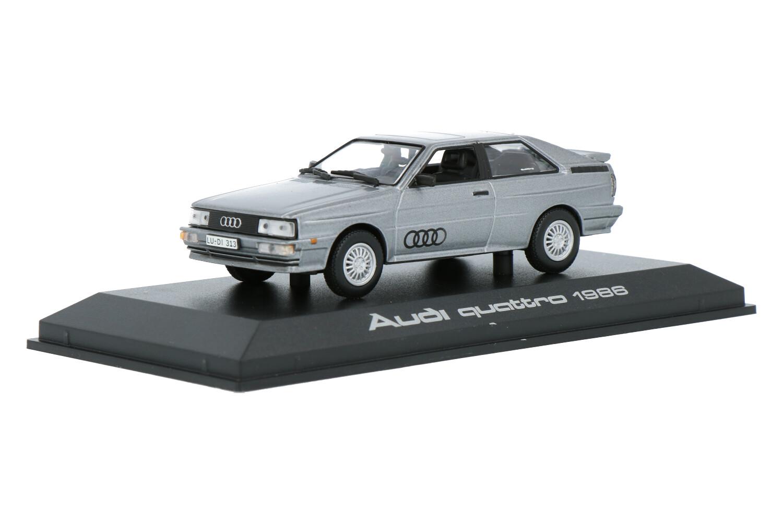 Audi Quattro - Modelauto schaal 1:43