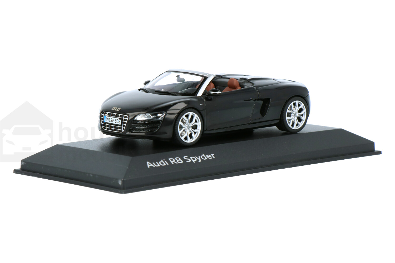 Audi R8 Spyder - Modelauto schaal 1:43
