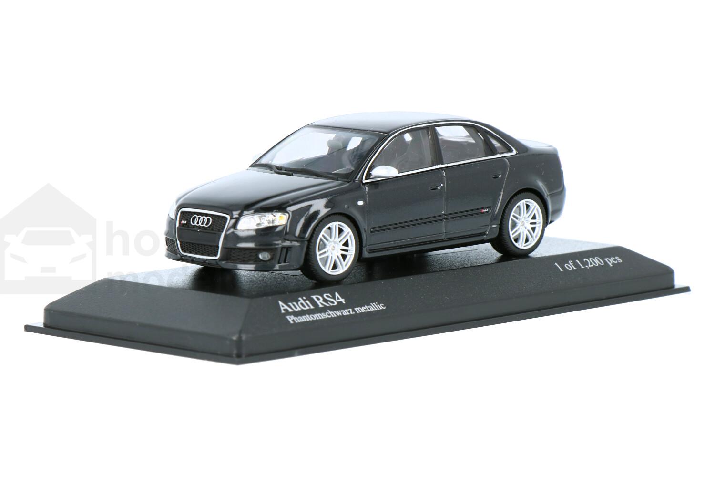 Audi RS4 - Modelauto schaal 1:43