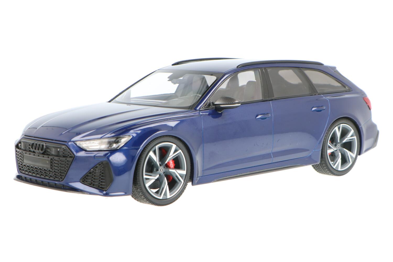 Audi RS6 Avant - Modelauto schaal 1:18