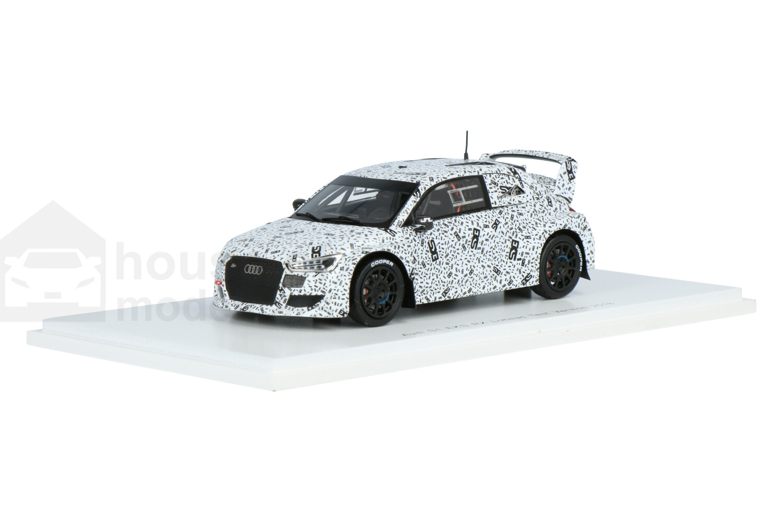 Audi S1 EKS RX - Modelauto schaal 1:43