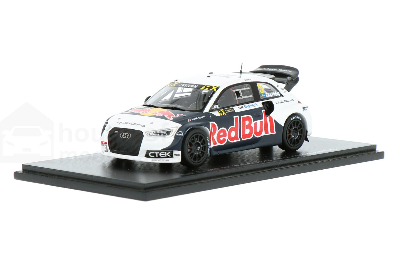 Audi S1 - Modelauto schaal 1:43