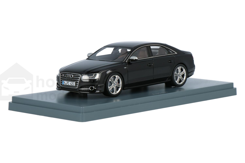 Audi S8 - Modelauto schaal 1:43