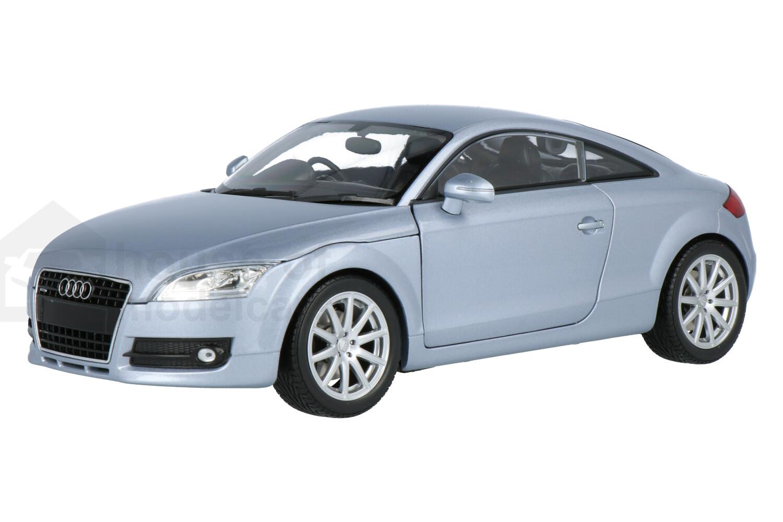 Audi TT - Modelauto schaal 1:18