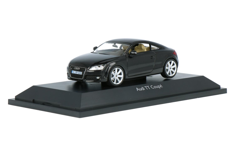 Audi TT Coupé - Modelauto schaal 1:43